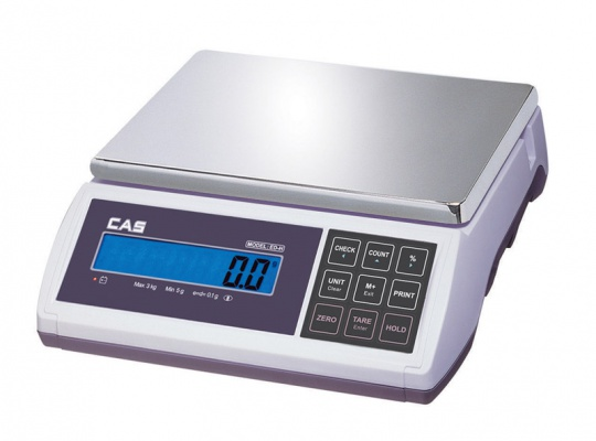 Торговые весы CAS ED-3H