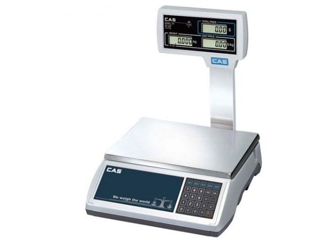 Торговые весы CAS ER-15 СВР