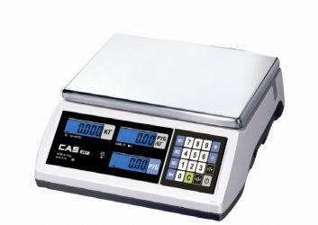 Торговые весы CAS ER JR-30CB LT