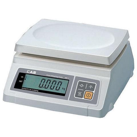 Торговые весы CAS SW 20