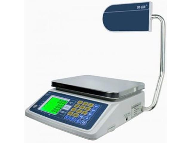 Торговые весы M-ER 326P-30.5 CASE