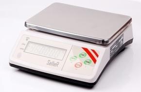 Торговые весы SL-100-15 LCD