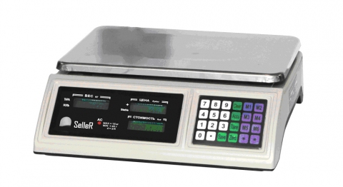 Торговые весы SL-201B-30 LCD