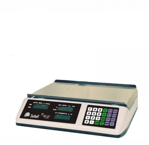 Торговые весы SL-202B-6 LED v2