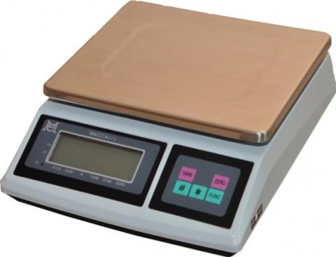 Торговые весы ВЭТ-30-1с