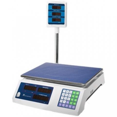 Торговые весы ВР 4900-15-5СДБ-01