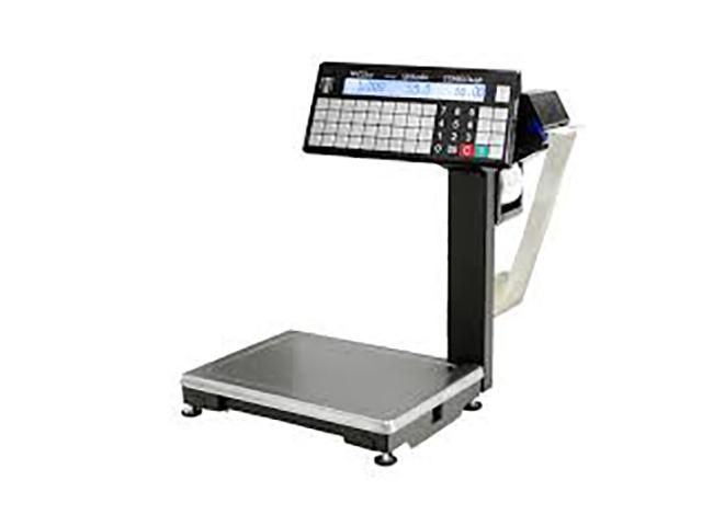 Весы с принтером этикеток ВПМ-Т1