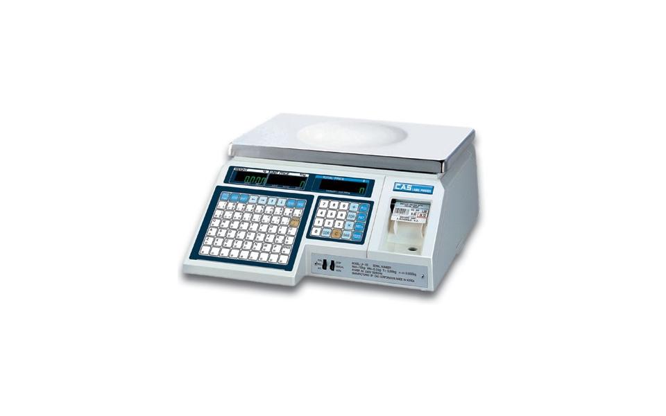 Весы с принтером этикеток AS LP-30 (TCP/IP)
