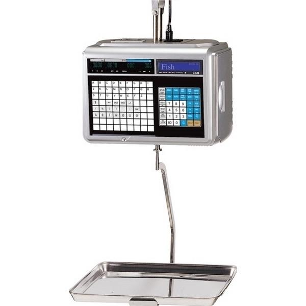 Весы с принтером этикеток CAS CL-5000-15Н