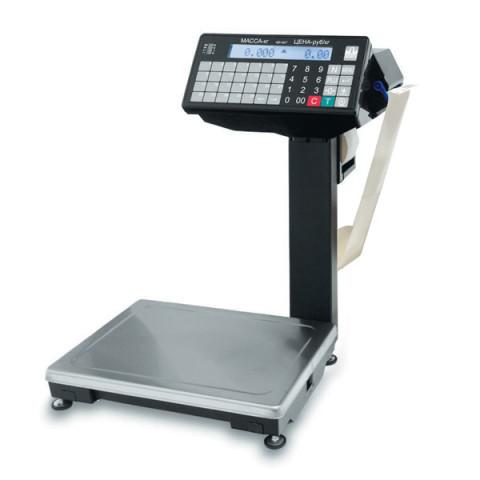 Весы с принтером этикеток ВПМ-Ф1