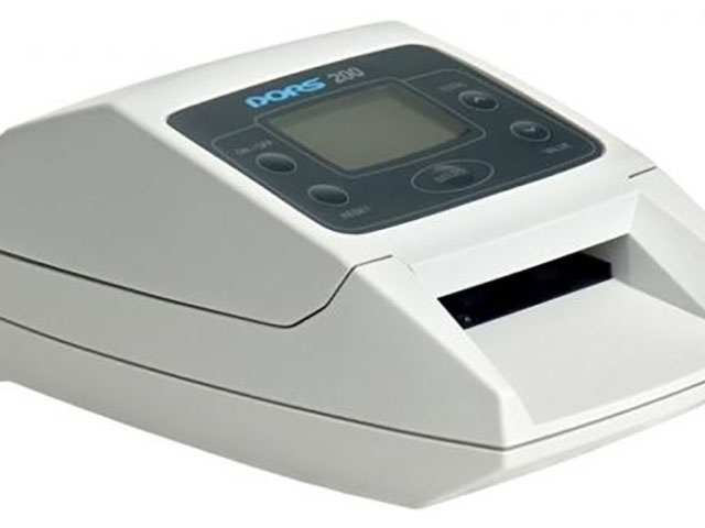 Детектор валют Dors 200 M1