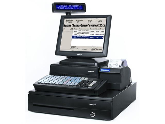 POS-система ForPOSt супермаркет 12