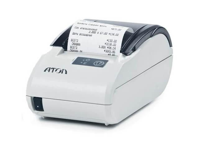Фискальный регистратор АТОЛ 11Ф с ФН (белый)