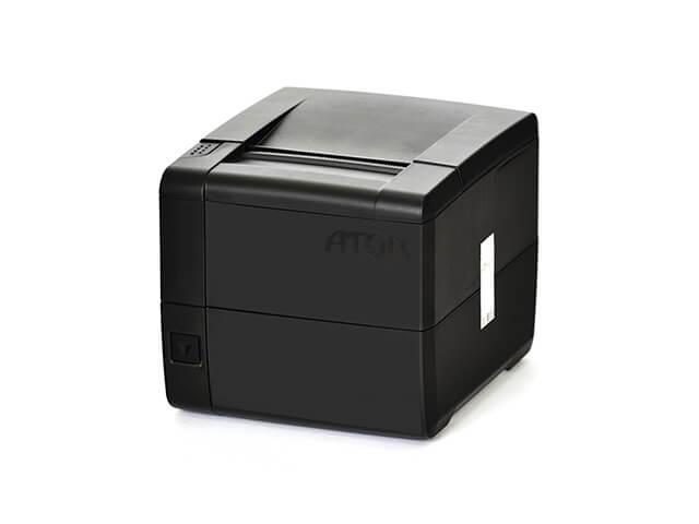 Фискальный регистратор АТОЛ 25Ф с ФН (черный)