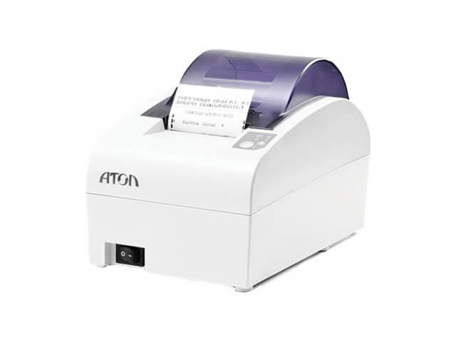 Фискальный регистратор АТОЛ 55Ф с ФН (белый)