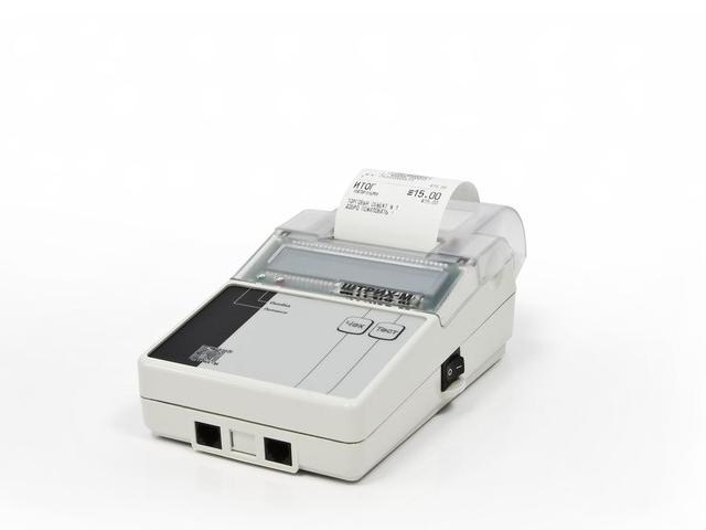 Фискальный регистратор Элвес-ФР-К 2D (белый)