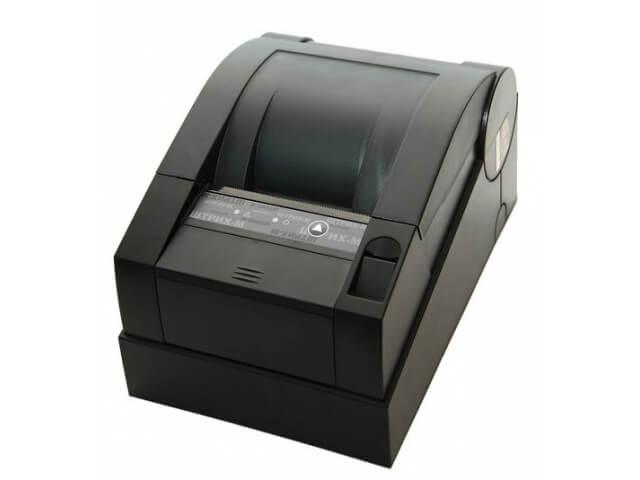 Фискальный регистратор Штрих-М-01Ф без ФН (черный)
