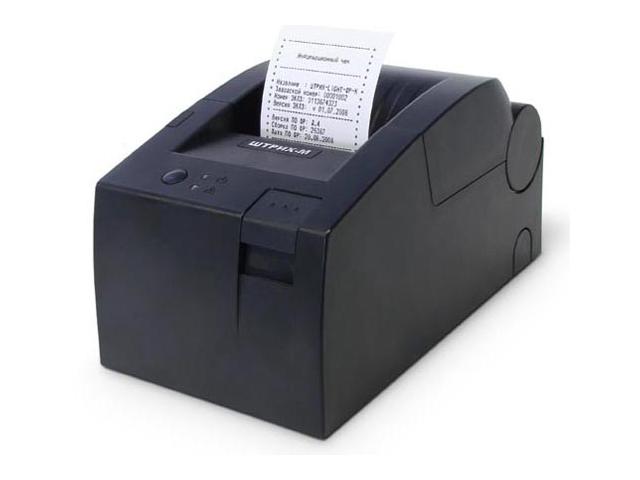 Фискальный регистратор Штрих-М-ПТК (черный)