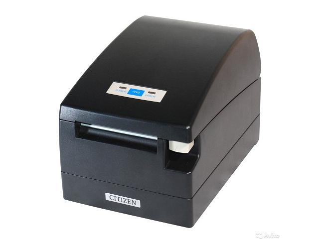 Фискальный регистратор Штрих-мини-ПТК (черный)