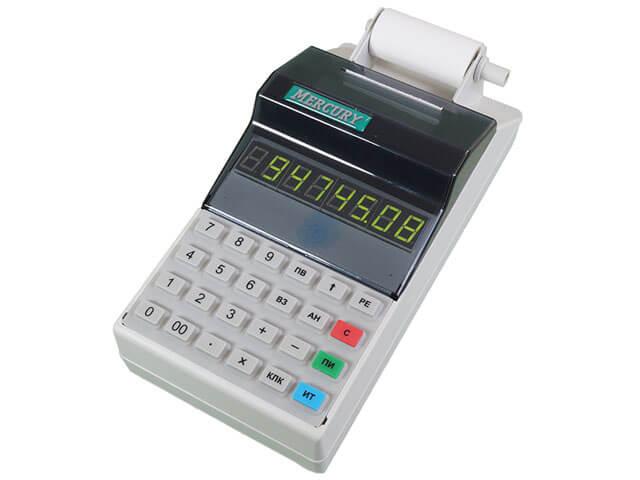 Контрольно Кассовая Машина Меркурий-115Ф