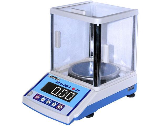 Точные лабораторные весы МЛ 0,15 В1ЖА Ньютон (0,001)