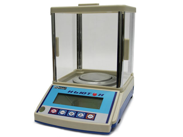 Технологические Лабораторные весы МЛ 0,3 II В1ЖА Ньютон (0,01)