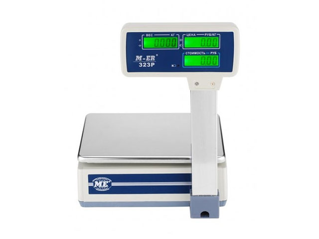 Торговые весы Mercury ME-R 323P