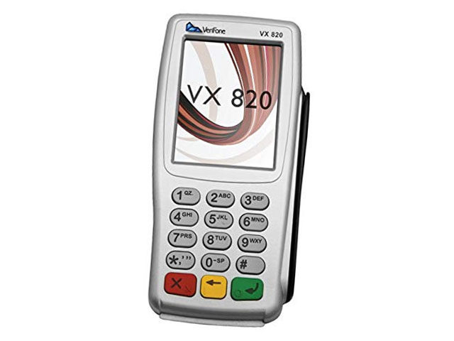 Verifone VX820 CTLS