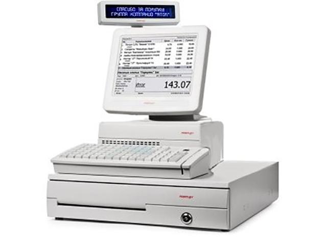 POS-система ForPOSt Супермаркет 12 без Фискального регистратора