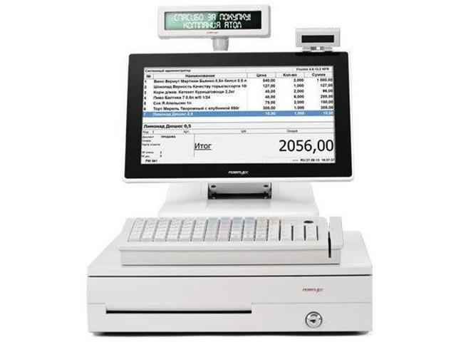 POS-система ForPOSt Супермаркет 14 без Фискального регистратора