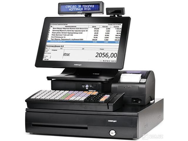 POS-система ForPOSt Супермаркет 14