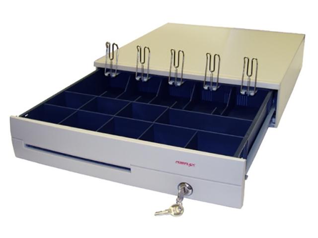 Денежный ящик Posiflex CR 4100C темно-серый