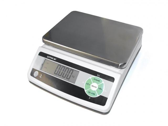 Торговые весы ШТРИХ-М7ФХ
