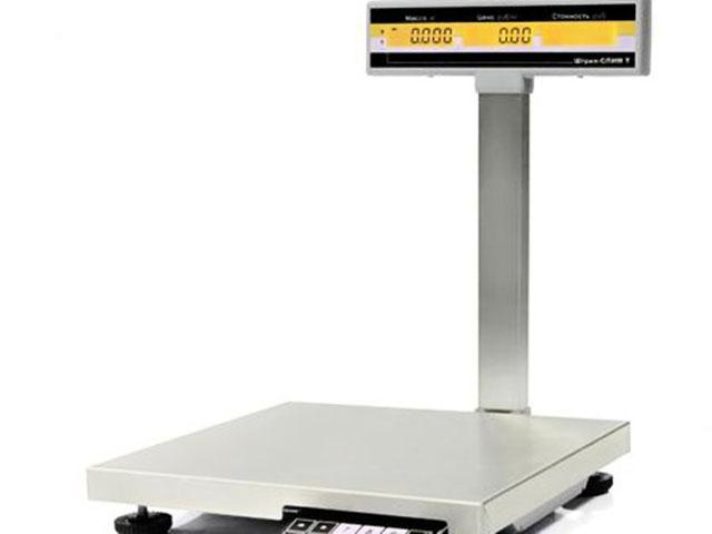 Торговые весы Штрих-Слим Т