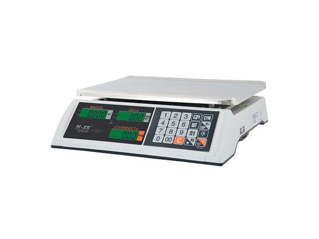 Торговые весы M-ER 327-32.5