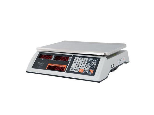 Торговые весы M-ER 327