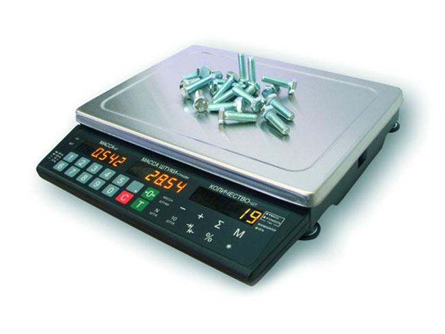Торговые весы Масса-К МК-6.2-C21
