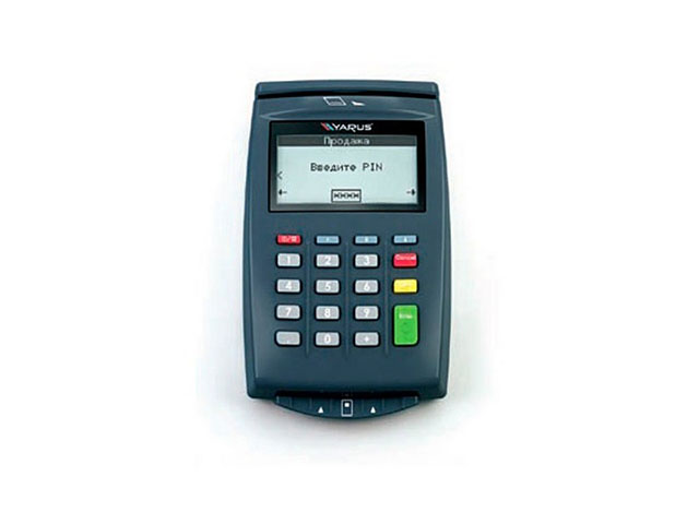 POS-система YARUS PIN Pad P2100